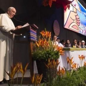 Texte intégral du discours du pape François aux mouvements populaires en Bolivie