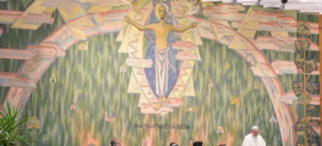 Texte intégral du discours du pape François au Conseil oecuménique des Eglises COE à Genève