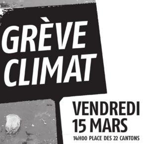 Grève climat