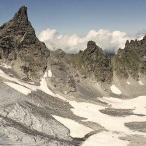 Commémoration du glacier du Pizol