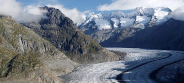 La disparition de nos glaciers